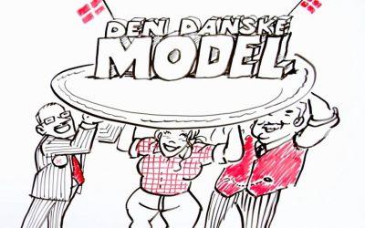 """Den danska modellen """"Flexicurity"""""""