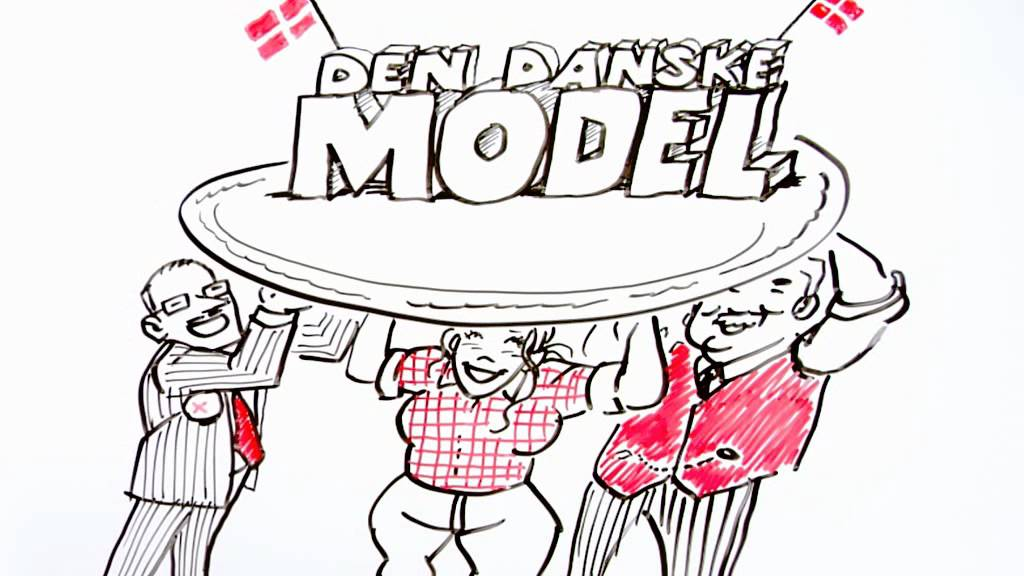 "Den danska modellen ""Flexicurity"""