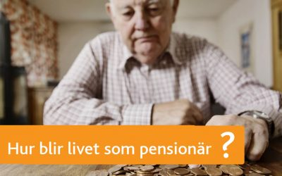 Svenskarnas tjänstepension riskerar att ta slut fort